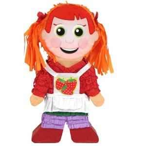 Berry Girl Pinata